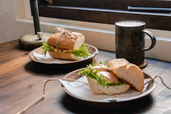 北風社 赤峰街二樓老宅咖啡與三明治