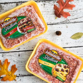Friendsgiving Italian Sausage Stuffing
