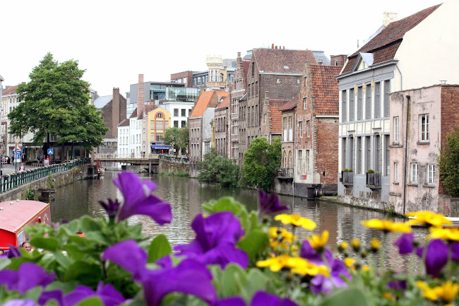Flowers in Ghent