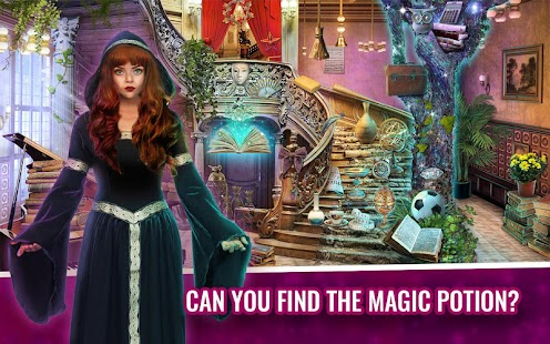 Magic School Hidden Object Games – Wizard Academy - náhled