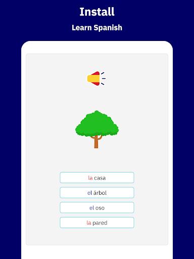 Learn Spanish - Español screenshot 9