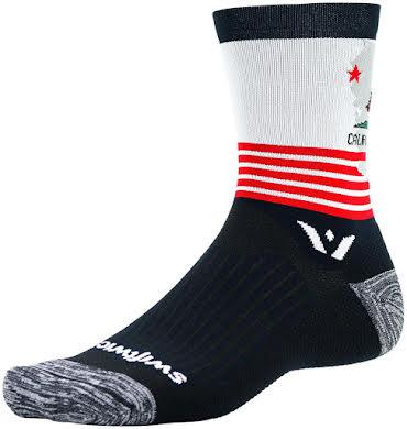Swiftwick Vision Five Tribute Socks - 5 inch alternate image 3