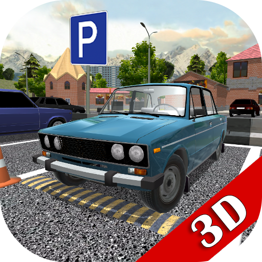 Real Car Parking Sim 2016 模擬 App LOGO-硬是要APP