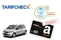 Angebot für Tarifcheck Kfz-Versicherung im Supermarkt
