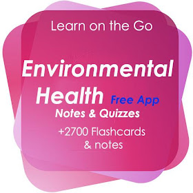 Environmental Health Free App for self Learning