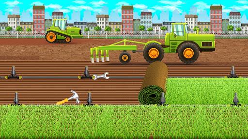 Build Football Stadium: Sports Playground Builder 1.0 androidappsheaven.com 2