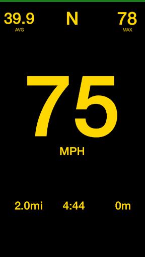 Speedometer. Free