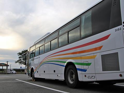 西鉄「ASOエクスプレス」 3152(HARMONY) 北熊本SAにて_02