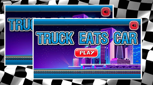 TRUCK EATS CAR 2 screenshots 1