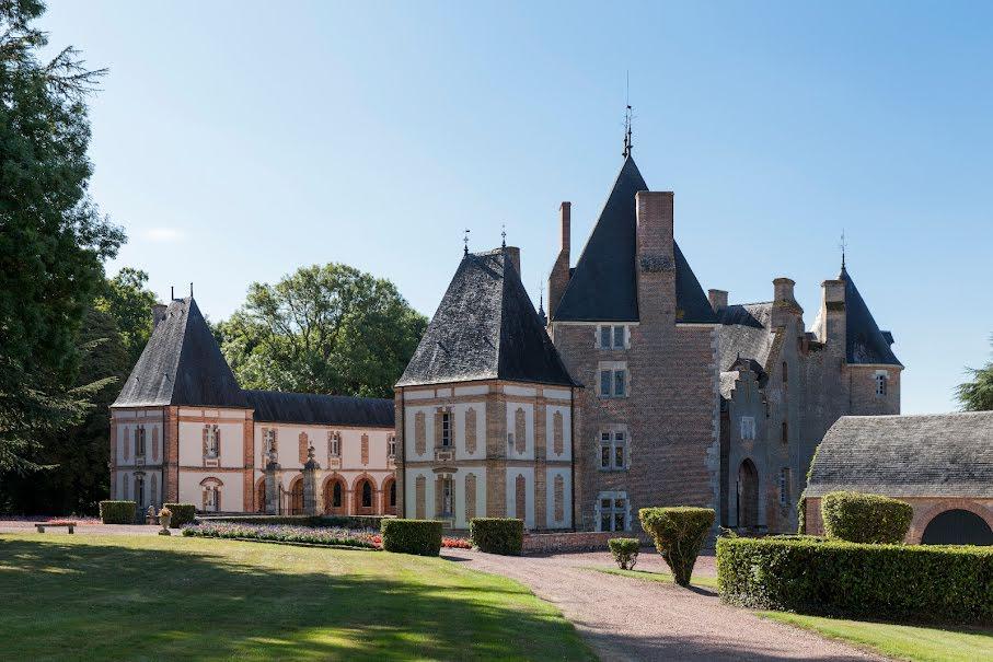 Vente château 30 pièces 2000 m² à Gien (45500), 3 950 000 €