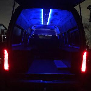 ハイエース スーパーロング  4型特装車のカスタム事例画像 としさんの2020年01月13日23:39の投稿