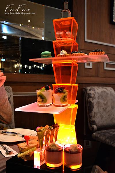 Da Antonio by 隨意鳥地方 TAIPEI101 5F。台北101高樓造型下午茶