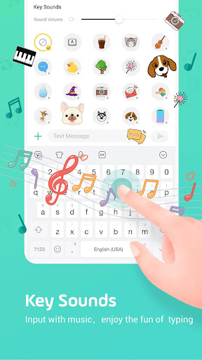 Facemoji Emoji Keyboard:DIY, Emoji, Keyboard Theme  screenshots 7