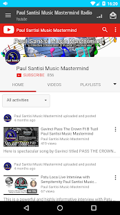 PS Music Mastermind Radio- screenshot thumbnail