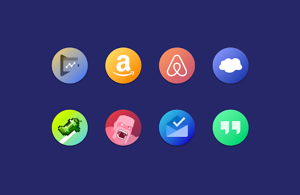 Duotone Icon Pack- screenshot