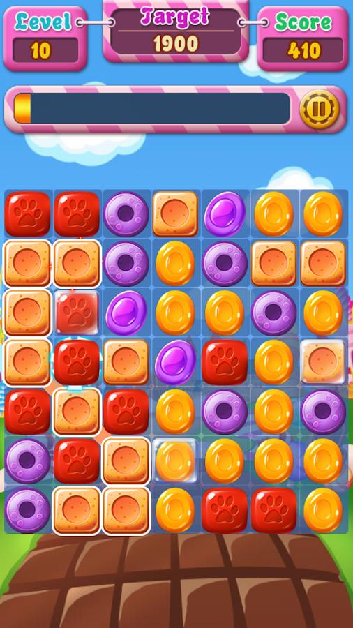 Candy-Break 18