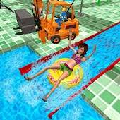Water Slide Build & Adventure Craft Construct Ride Android APK Download Free By Sablo Games
