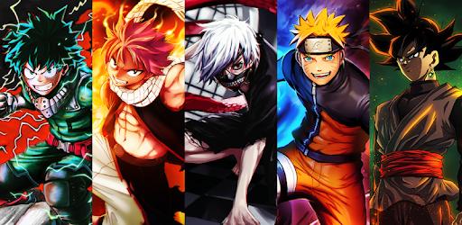 Anime Wallpaper التطبيقات على Google Play