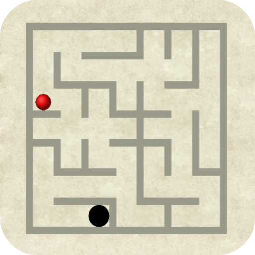 Ball in maze