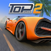 Top Speed 2: Drag Rivals & Nitro Racing (Unreleased) icon
