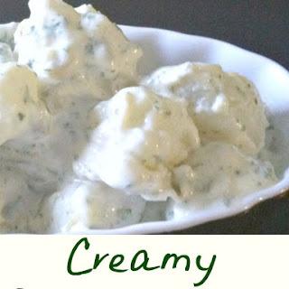 Creamy Egg and Potato Salad