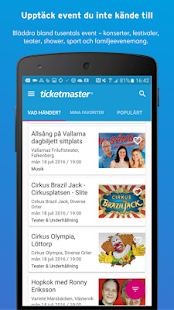Ticketmaster- screenshot thumbnail