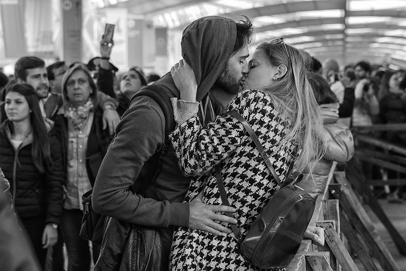 Il Bacio... di Domenico Cippitelli