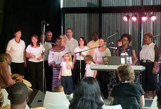 Photo: Chorale Arc en Ciel - photo: Yannick BERNARD