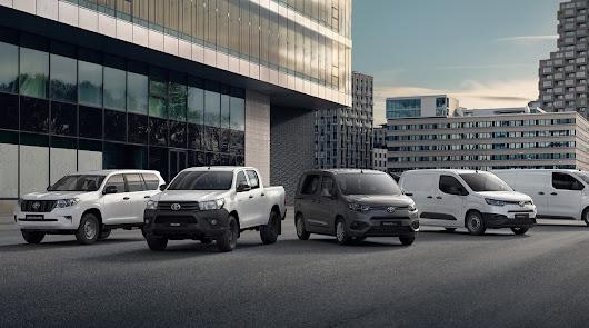 Toyota Alboran, siempre al servicio de los autónomos y empresas