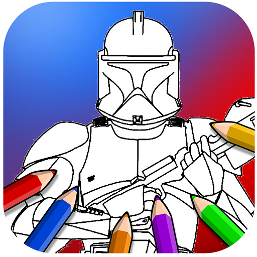 Star Galaxy Hero Coloring Book App Su Google Play