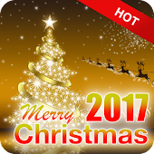 Merry XMas Greeting Wish 2017