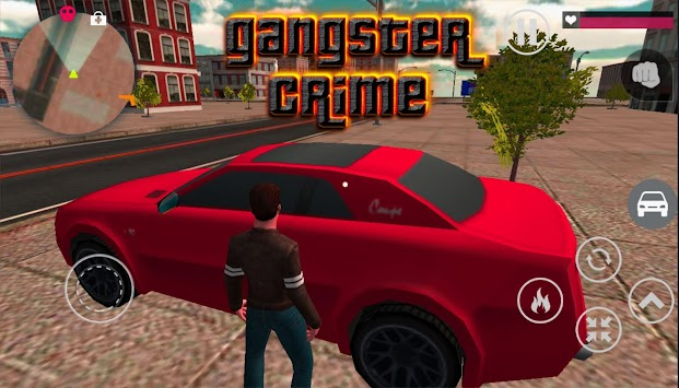 Gangster Crime of San Andreas Theft Justice apk screenshot