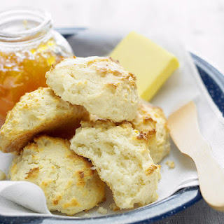 Yogurt and Olive Oil Scones