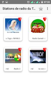 Stations de radio du Togo - náhled