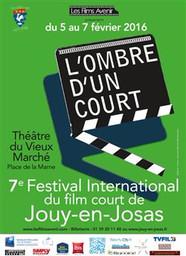 Festival Film court Jouy en josas
