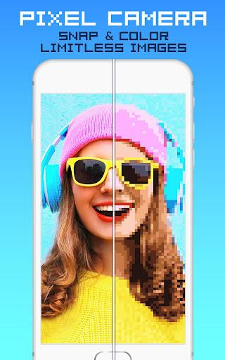 RAINBOW Color by Number - 2D & 3D Pixel Art screenshots 9