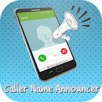 Phone speaks the caller's name Icon