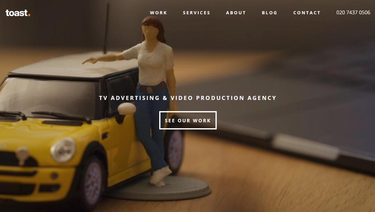 Top Video Advertising Agency UK