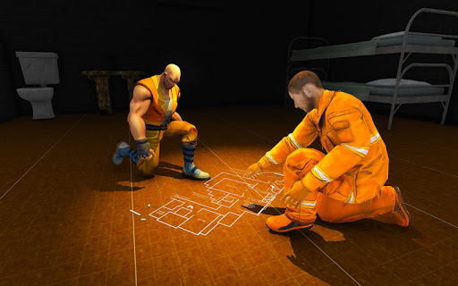 Gangster Prison Escape 2019: Jailbreak Survival screenshots 14