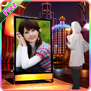 Hoarding photo frame effects apk