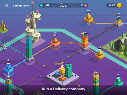 Package Inc Mod Apk (Unlimited Money + Full Unlocked) 9