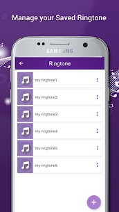 Download My Name Ringtone Maker android 4