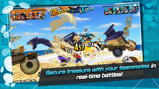 ONE PIECE Bounty Rush 32100 screenshots 4