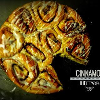 C is for Cinnamon