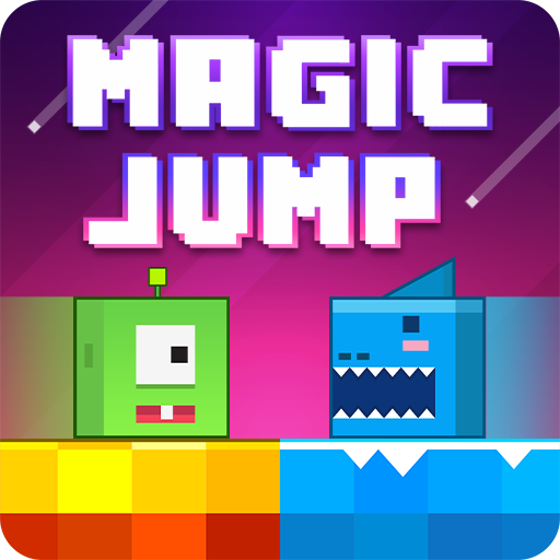 Magic Jump file APK Free for PC, smart TV Download