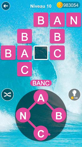 Word Games Tour – Crossword Search  captures d'écran 1