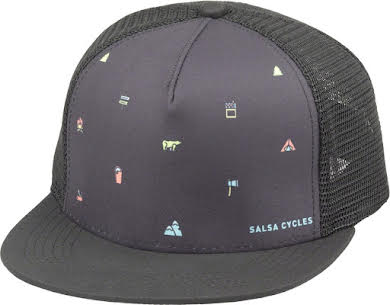 Salsa Out There Trucker Hat alternate image 0