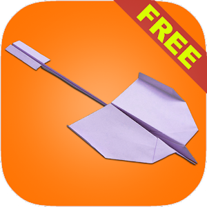 Cool Paper Airplanes Folding 1.2.0 Icon
