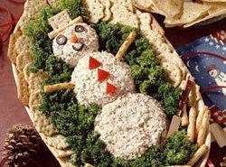Frosty The Cheeseball Recipe