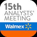 Walmex 15th Analysts' Meeting icon